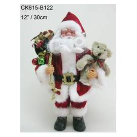 Дядо Коледа - 30 см