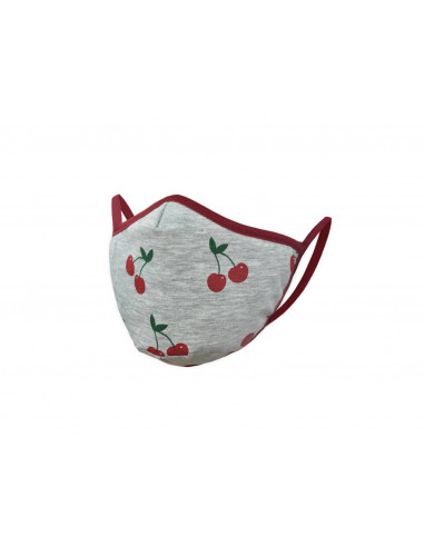 Защитна маска - с череши