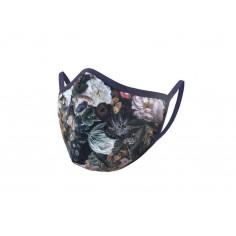 Защитна маска - с цветя