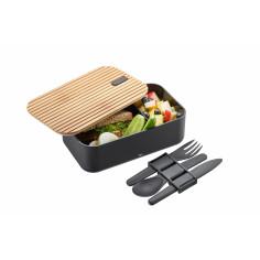 Комплект кутия за храна с прибори ENVIRO - GEFU
