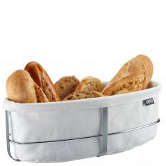 Панер за хляб BRUNCH - овален - бял - GEFU