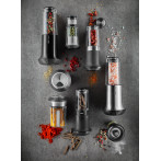 Мелничка за сол или пипер X-PLOSION® - размер L - инокс - GEFU