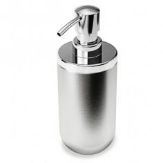 """Диспенсър за течен сапун """"JUNIP"""" от неръждаема стомана - UMBRA"""