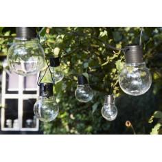 LED соларна светлинна верига 10 бр