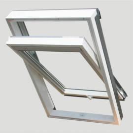 Покривен прозорец (размери - 78 x 118 см), PVC профил