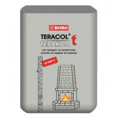 Термоустойчив теракол за барбекю, 5 кг