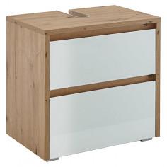 Imagén: Шкаф под мивка - 40x60,8x58 см, мат