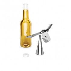 """Отварачка за бутилки """"TIPSY"""" - цвят хром - UMBRA"""