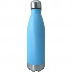 Туристическа бутилка цвят син/инокс - 750 мл. - Vin Bouquet