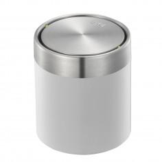 """Imagén: Кошче за маса """"FANDY""""- 1,5 литра - цвят бял - EKO"""