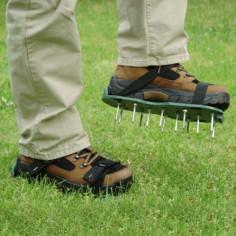 Шпайкове за аериране на тревни площи