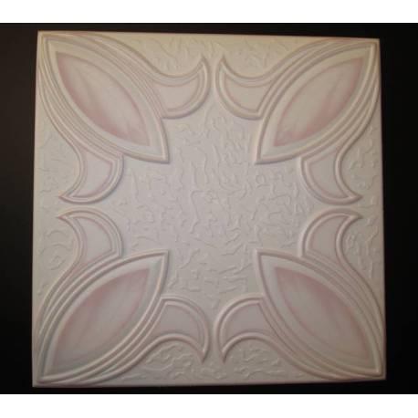 XPS 3D пано Tulip57 - розово