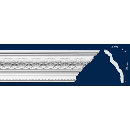 Декоративен перваз - 75 x 130 мм
