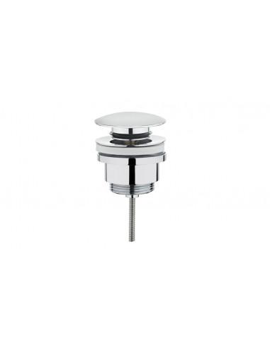 Автоматичен метален клапан за мивка за баня