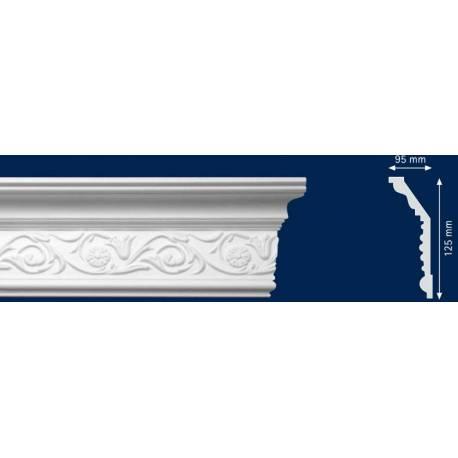 Декоративен перваз - 95 x 125 мм