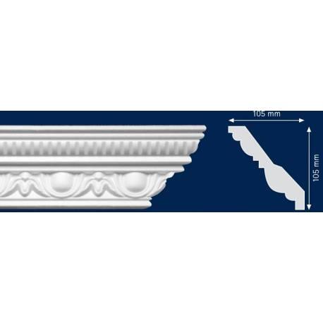 Декоративен перваз  - 105 x 105 мм