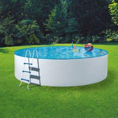 Imagén: Метален басейн myPool Splash - Диаметър 360 см, височина 110 см