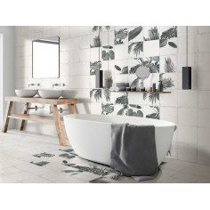 Декор Botanic Fall - 25x25 см, мат