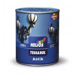 Боя Helios Tessarol Антик - 0,750 л, сребриста