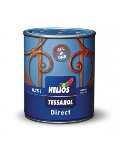 Еднослойно покритие за метал Helios Tessarol Direct -