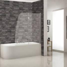 Параван за вана - 125 x 140 см