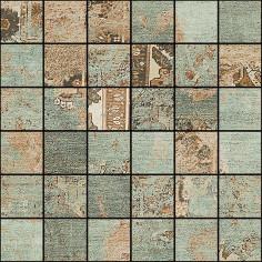 Мозайка Bagdad - 29,75x29,75 см, зелена