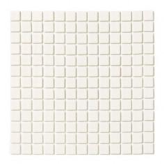 Мозайка LF-57301 - 31,5x31,5 см, стъкло, бяла