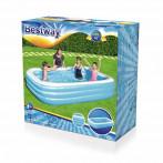 Семеен басейн Deluxe - ДхШхВ 303х183х56 см
