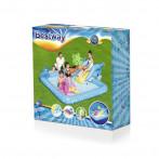 Детски басейн с водна пързалка Aquarium - ДхШхВ 239x206x86 см