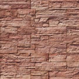 Декоративен камък Анди - red flat, 1.05 кв.м