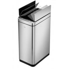 "Сензорен кош за отпадъци ""PHANTOM DELUXE""- 45 литра - мат - EKO"
