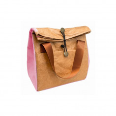 Imagén: Термоизолираща чанта за храна - цвят розов - Vin Bouquet