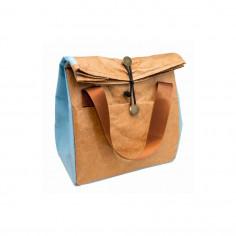 Термоизолираща чанта за храна - цвят син - Vin Bouquet