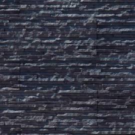 Imagén: Дюн - черен, декоративен облицовъчен камък