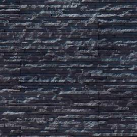 Дюн - черен, декоративен камък