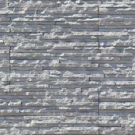 Imagén: Дюн - сив, декоративен облицовъчен камък