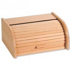 Imagén: Кутия за хляб от бук 39*18*25 см, KESPER Германия