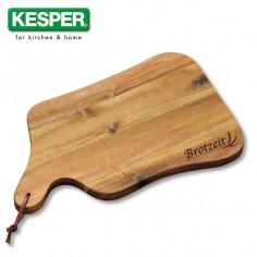 Асиметрична дъска за рязане и сервиране акация, KESPER Германия