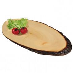 Imagén: Овална дъска за сервиране от елша, KESPER Германия