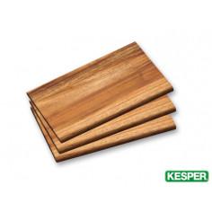 Imagén: Комплект от 3 дъски за рязане и сервиране от Акация, 23*15 см, KESPER Германия