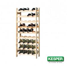 Етажерка за вино, капацитет 36 бутилки, KESPER Германия