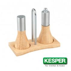 Мелничка за пипер и солница на стойка, KESPER Германия