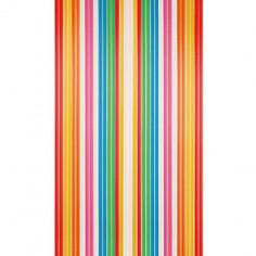 Декоративна завеса за врата с ресни Conacord - 90х200 см, многоцветна