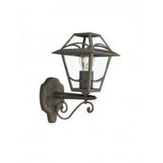 Градинска лампа Massive Babylon - 60 W, E27, IP44, за стенен монтаж, долно окачване