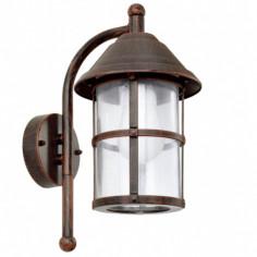 Външна лампа San Telmo, Eglo 90184, кафява, E27