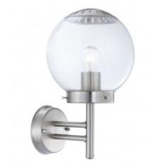 Външна лампа Bowle II, E27, стомана