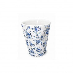 "Порцеланова чаша за еспресо ""FLORES"" - 100 мл. - Nerthus"