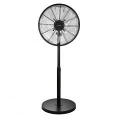 Imagén: Вентилатор - стоящ в черен цвят, 50 W, 40 см