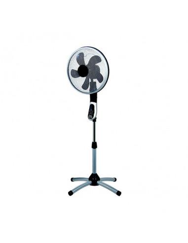 Вентилатор - стоящ 55 W, 40 см с дистанционно