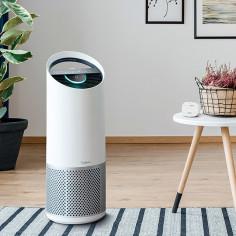 Пречиствател за въздух - 5 степени, 26,3x26,3x72,6 см